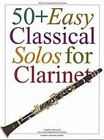 50+ EASY CLASSICAL SOLOS with chord symbols