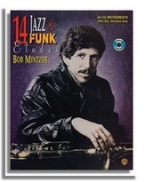 14 JAZZ AND FUNK ETUDES + CD (Eb edition)