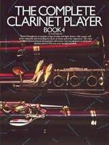 THE COMPLETE CLARINET PLAYER Volume 4