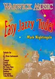 EASY JAZZY 'TUDES bass clef