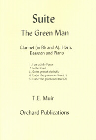 THE GREEN MAN Suite
