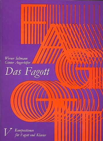 DAS FAGOT Volume 5: Pieces
