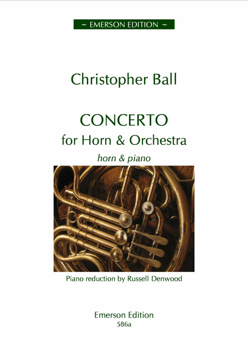 CONCERTO for Horn and Strings set of string parts