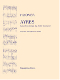 AYRES based on songs of John Dowland