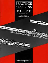 PRACTICE SESSIONS flute part