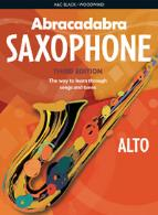 ABRACADABRA SAXOPHONE 3rd Edition (alto)