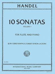 10 SONATAS Volume 1