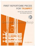 FIRST REPERTOIRE PIECES  for Trumpet + CD