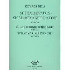 EVERYDAY SCALE EXERCISES