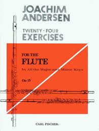 24 EXERCISES FOR THE FLUTE Op.15
