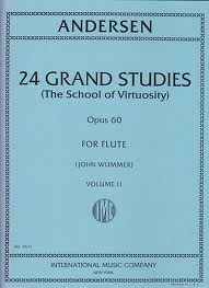 24 GRAND STUDIES Op.60 Volume 2