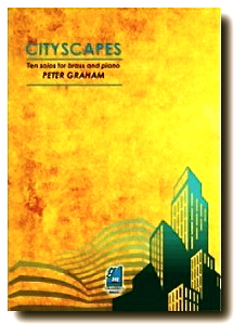 CITYSCAPES Bb Edition (treble/bass)