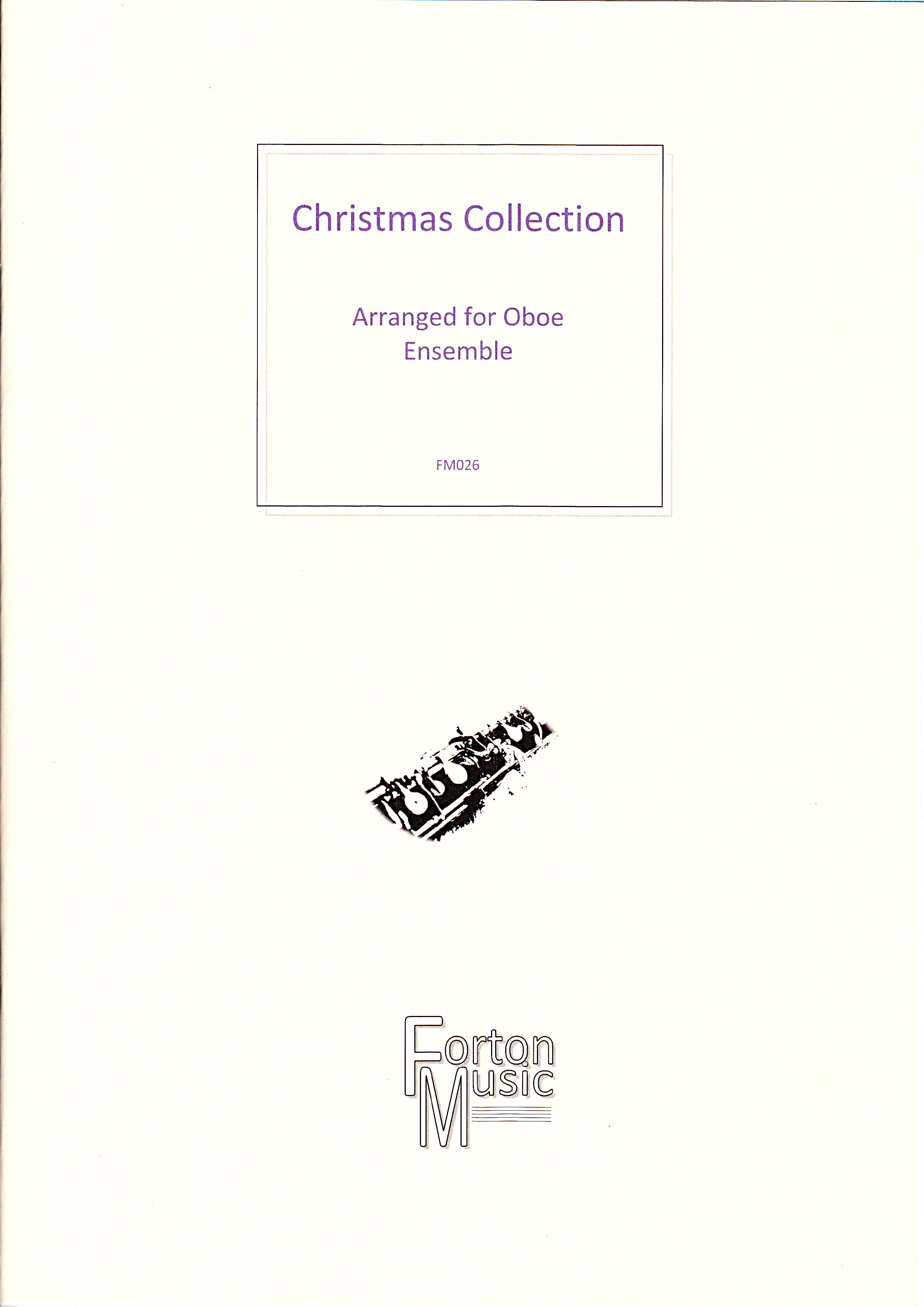 CHRISTMAS COLLECTION FOR OBOES