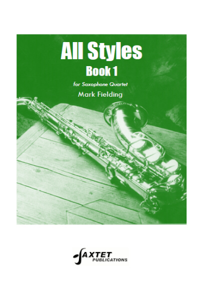 ALL STYLES Book 1 (score & parts)