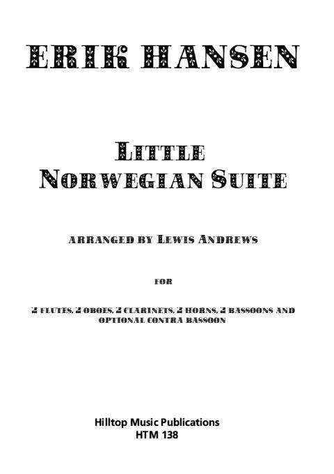 LITTLE NORWEGIAN SUITE