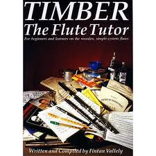 TIMBER - THE FLUTE TUTOR 2nd edition Book & CD