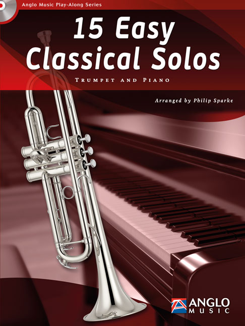 15 EASY CLASSICAL SOLOS + CD