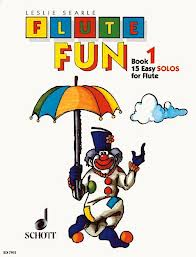 FLUTE FUN Book 1 15 easy solos
