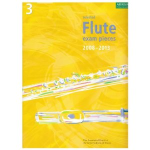 SELECTED FLUTE EXAM PIECES Grade 3