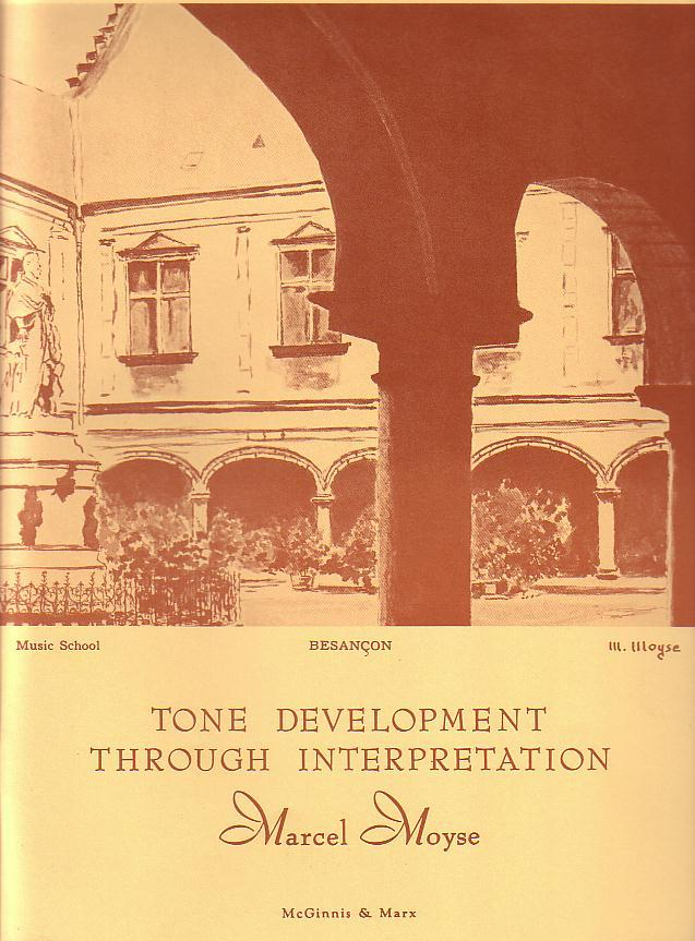 TONE DEVELOPMENT THROUGH INTERPRETATION