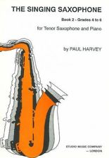 THE SINGING SAXOPHONE Book 2