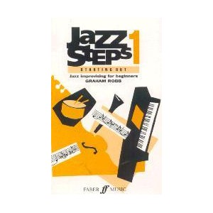 JAZZ STEPS Book 1 tape