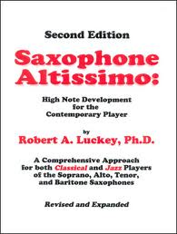 SAXOPHONE ALTISSIMO