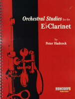 ORCHESTRAL STUDIES for the E Flat Clarinet