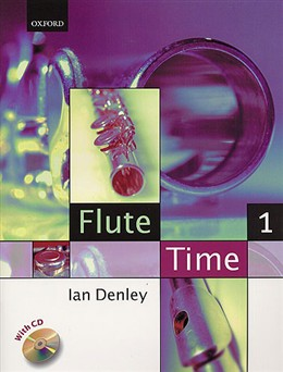 FLUTE TIME Book 1 + CD