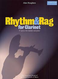 RHYTHM AND RAG FOR CLARINET 17 pieces