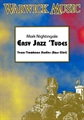 EASY JAZZY 'TUDES + CD for Trombone (bass clef)
