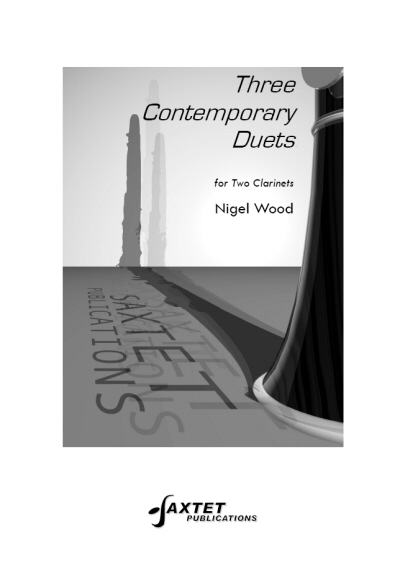THREE CONTEMPORARY DUETS
