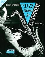 THE JAZZ METHOD FOR SAXOPHONE + CD (tenor)
