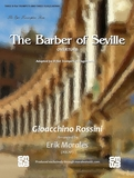 THE BARBER OF SEVILLE Overture (score & parts)