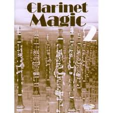 CLARINET MAGIC 20 popular tunes