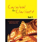 CARNIVAL FOR CLARINET Book 2