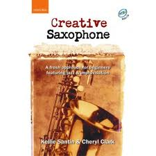 CREATIVE SAXOPHONE + CD