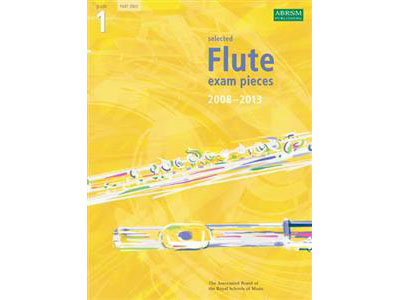 SELECTED FLUTE EXAM PIECES Grade 1 part only