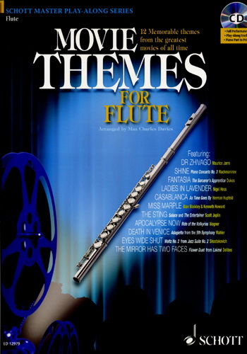 MOVIE THEMES + CD
