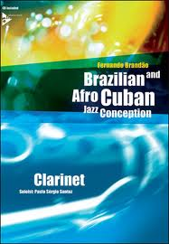 BRAZILIAN & AFRO CUBAN JAZZ CONCEPTION + CD
