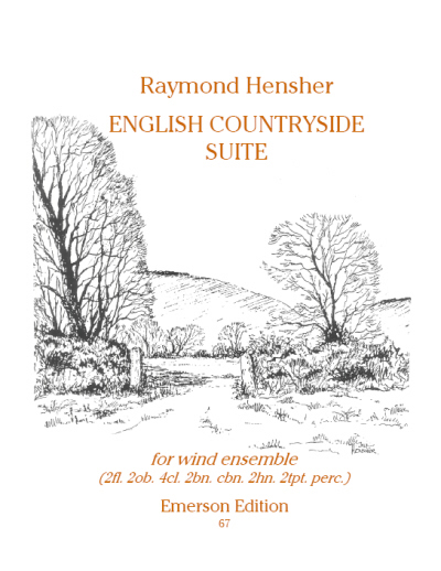 ENGLISH COUNTRYSIDE SUITE