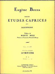 12 ETUDES CAPRICES
