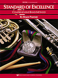 STANDARD OF EXCELLENCE Book 1 baritone