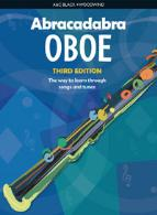 ABRACADABRA OBOE 3rd edition