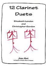 12 CLARINET DUETS