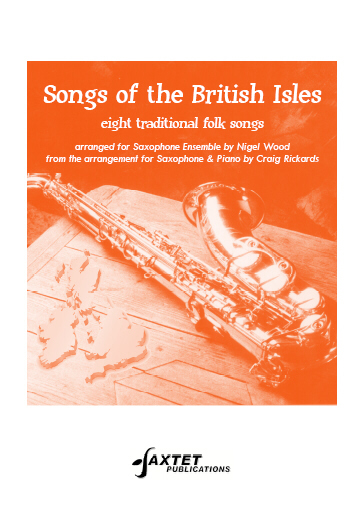 SONGS OF THE BRITISH ISLES (score & parts)