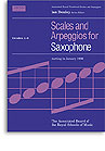 SCALES AND ARPEGGIOS SAXOPHONE Grades 1-8