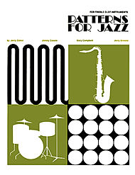 PATTERNS FOR JAZZ treble clef instruments