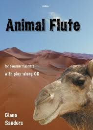 ANIMAL FLUTE + CD
