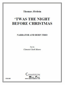 'TWAS THE NIGHT BEFORE CHRISTMAS with Narrator